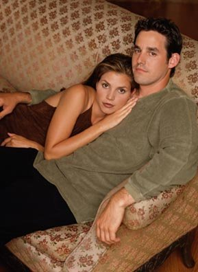 Xander Harris and Cordelia Chase